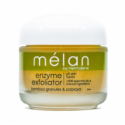 Bamboo Granules & Papaya Enzyme Exfoliator 50ml - Melan