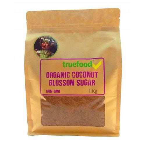 Organic Coconut Blossom Sugar - Truefood