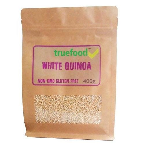 White Quinoa 400g - Truefood