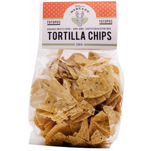 Tortilla Chips - El Burro