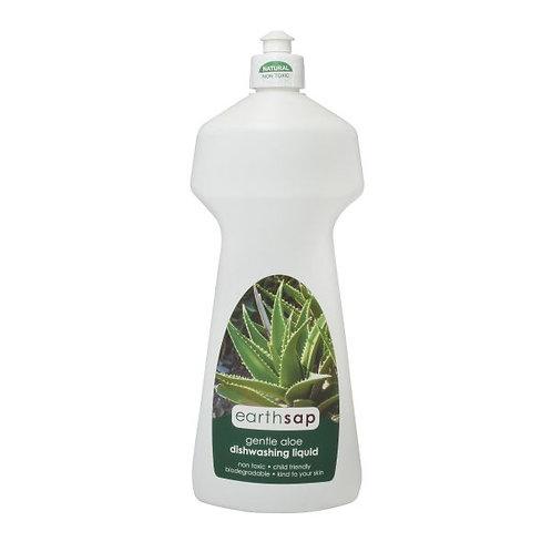 Gentle Aloe Dishwashing Liquid - Earth Sap