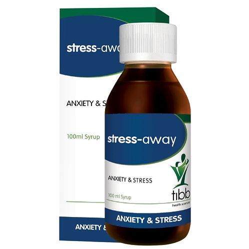 Stress Away Syrup 100ml - Tibb