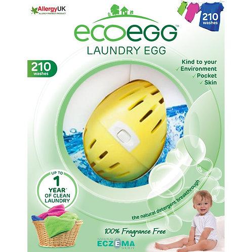 Fragrance Free Laundry Egg - Eco Egg
