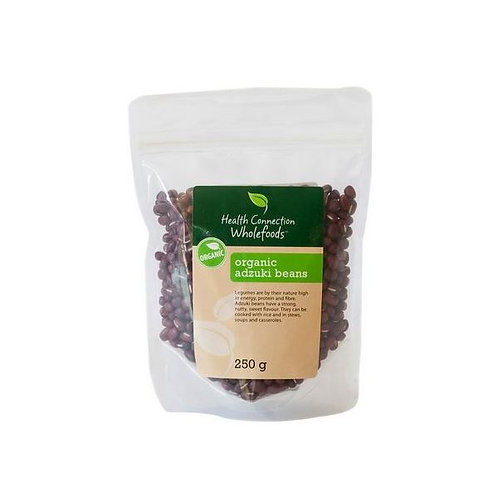 Organic Adzuki Beans - Health Connection