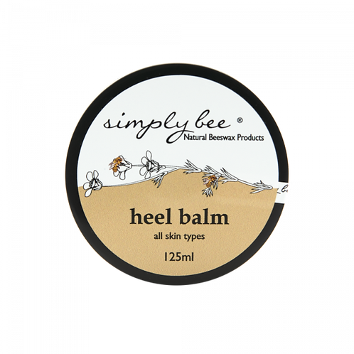 Heel Balm 125ml - Simply Bee