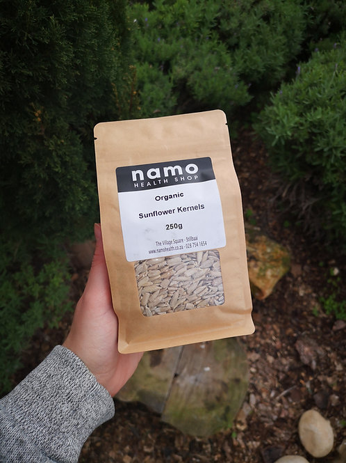 Organic Sunflower Seeds - Namo Health