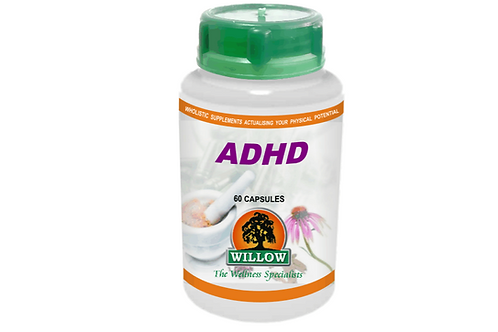 ADHD Capsules - Willow
