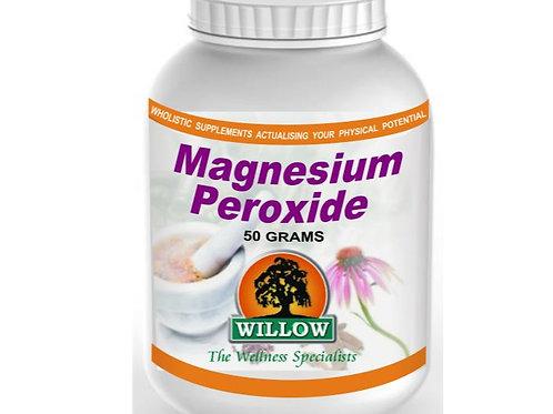 Magnesium Peroxide Powder - Willow