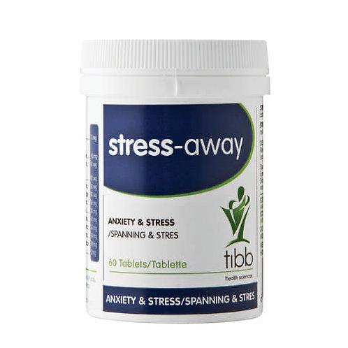 Stress Away 60 Tablets - Tibb
