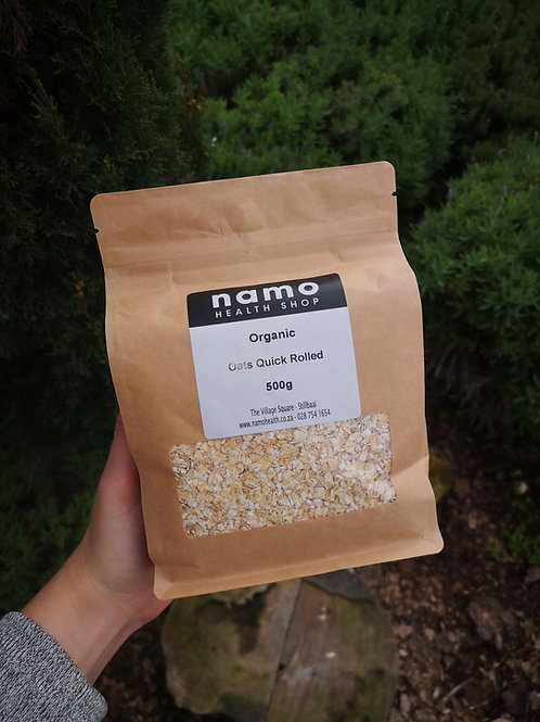 Organic Quick Oats - Namo Health
