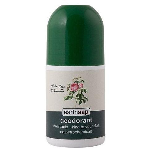 Rose & Vanilla Deodorant - Earth Sap