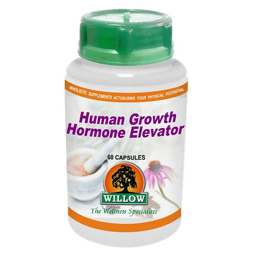 Human Growth Hormone Elevator Capsules - Willow