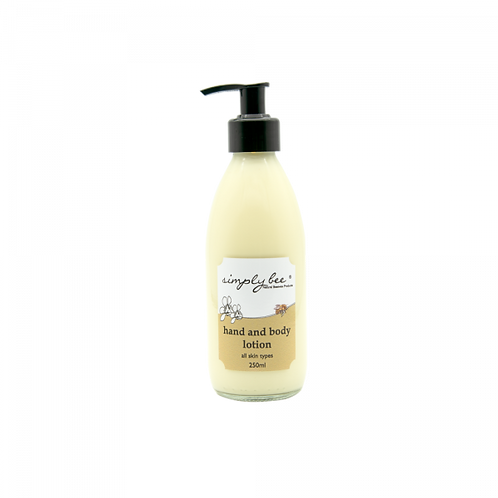 Hand and Body Lotion - Simply Bee