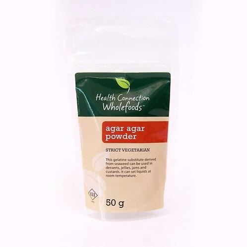 Agar Agar Powder 50g - Health Connection