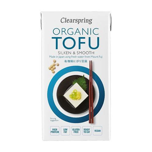 Organic Silken Tofu - Clearspring