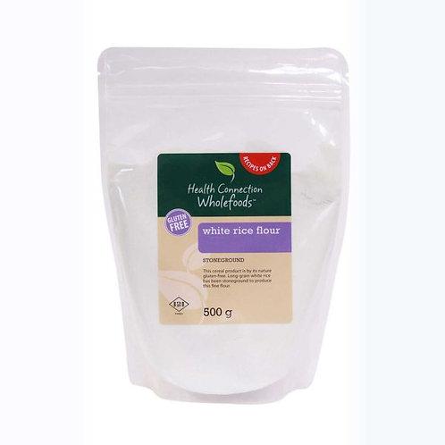 White Rice Flour 500g - Health Connnection