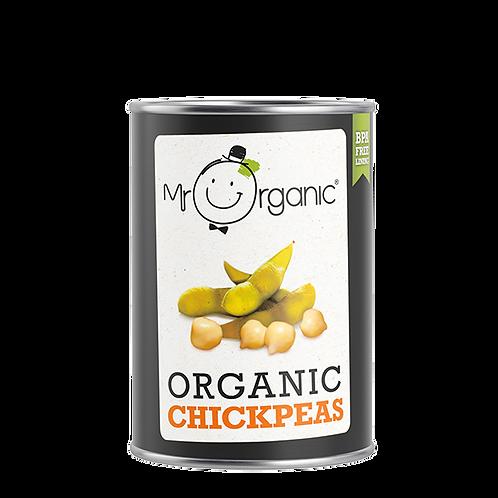 Organic Chickpeas - Mr Organic