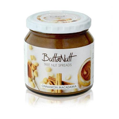 Cinnamon Macadamia Nut Butter - Buttanutt
