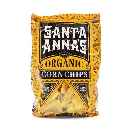 Organic Corn Chips - Santa Anna's