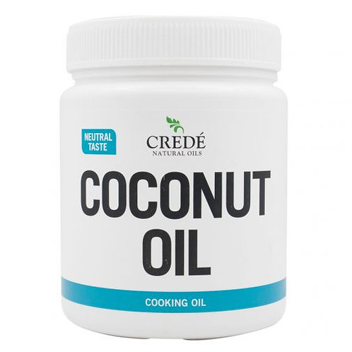 Neutral Taste Coconut Oil 1L - Crede