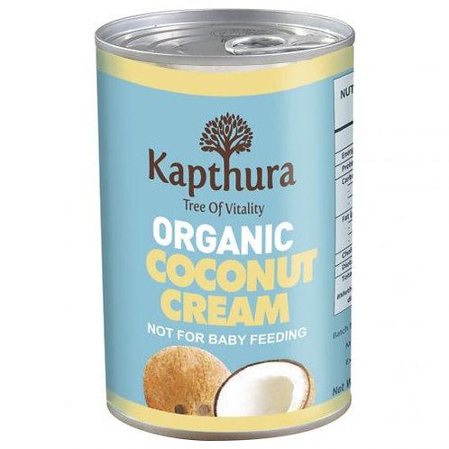Organic Coconut Cream - Kapthura