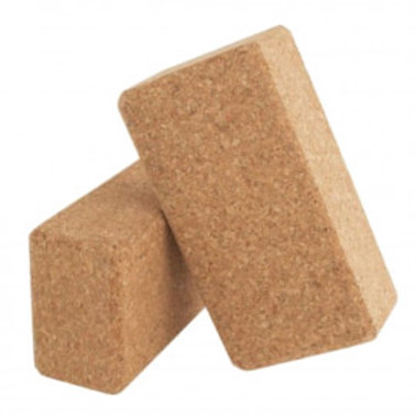Cork Yoga Block - Samasthiti