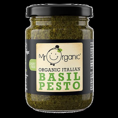Organic Italian Basil Pesto - Mr Organic