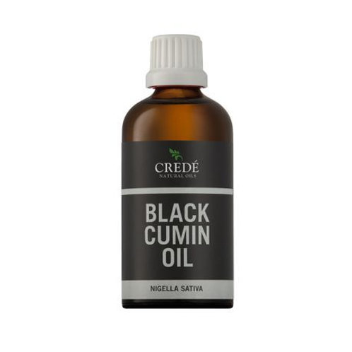 Black Cumin Oil 100ml - Crede