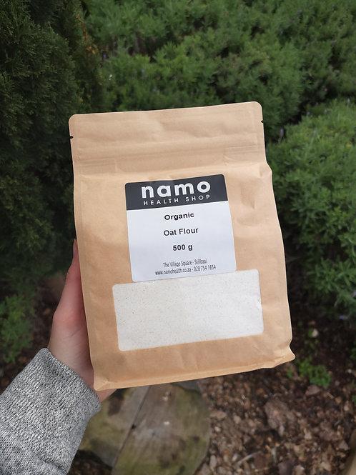 Organic Oat Flour - Namo Health