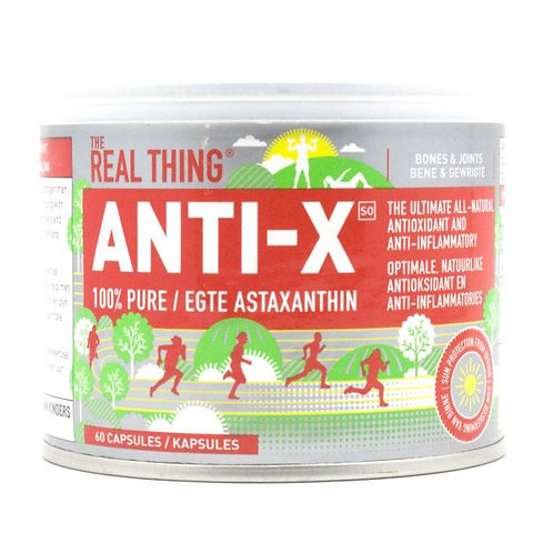 Anti X - The Real Thing