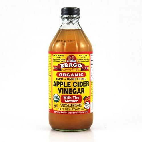 Organic Apple Cider Vinegar - Bragg