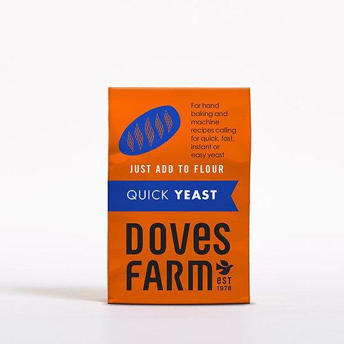 Quick Yeast 125g - Doves Farm