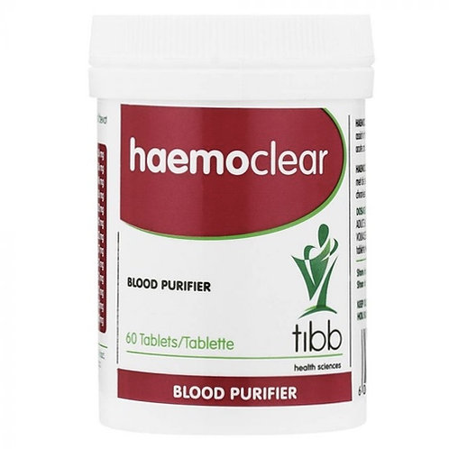 Haemoclear Blood Purifier 60 Tablets - Tibb