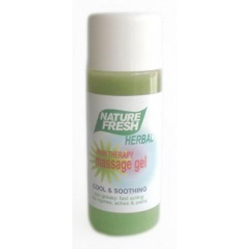 Pain Therapy Herbal Massage Gel - Nature Fresh