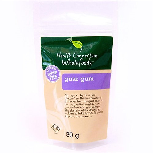 Guar Gum 50g - Health Connection