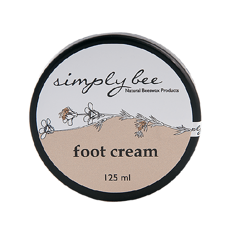 Foot Cream - Simply Bee