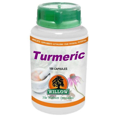 Turmeric Capsules - Willow
