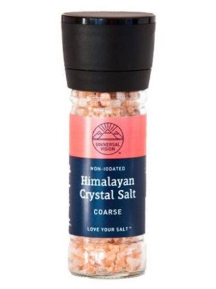Himalayan Coarse Crystal Salt Grinder - Universal Vision