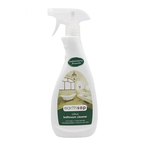 Citrus Bathroom Cleaner - Earth Sap