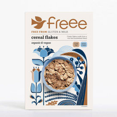 Organic Cereal Flakes - Freee by Doves Farm