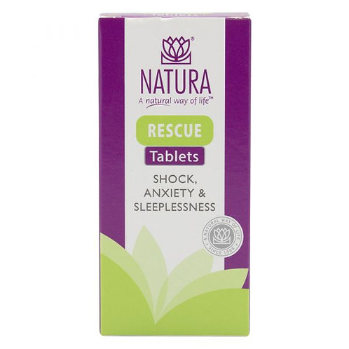 Rescue Tablets - Natura