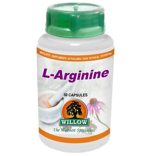 L-Arginine Capsules - Willow