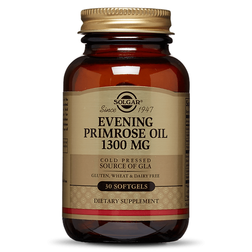 Evening Primrose Oil 1300mg 30 Softgels - Solgar