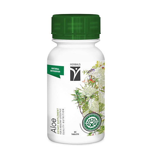 Aloe Tablets - Nutri Life