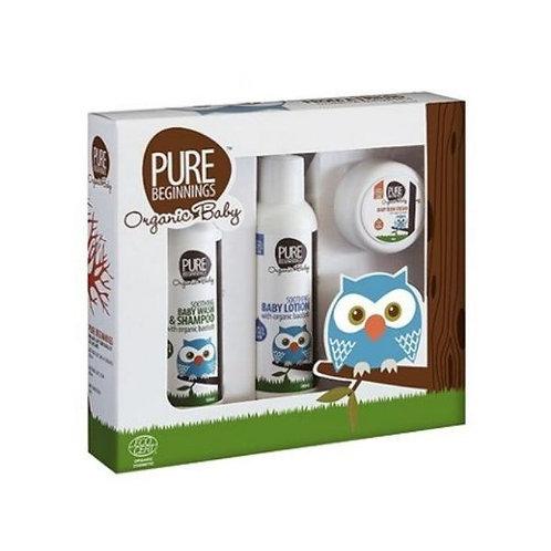 Baby Gift Set - Pure Beginnings