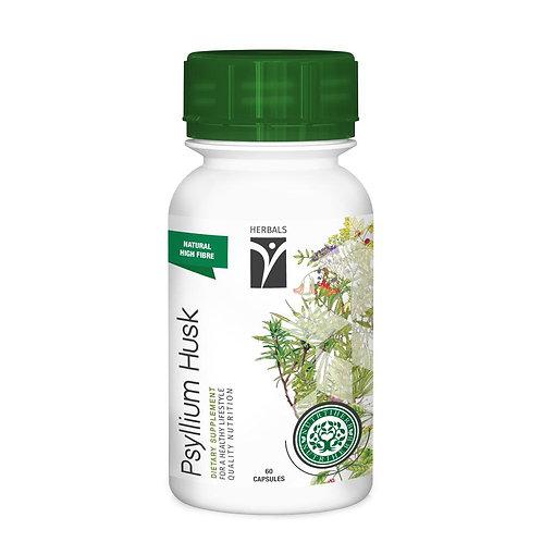 Psyllium Huks Capsules - Nutri Life