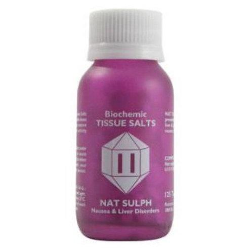 Nat Sulph Tissue Salt #11 - Natura