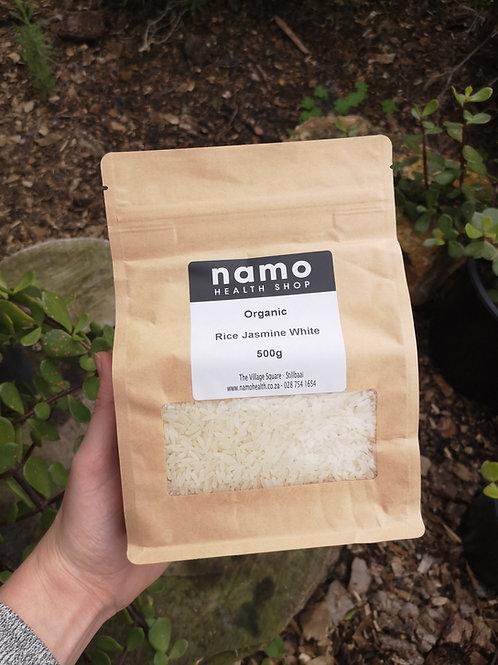 Organic White Jasmine Rice - Namo Health