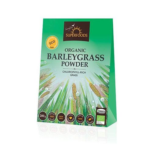 Organic Barleygrass Powder - Soaring Free Superfoods