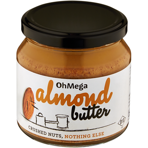 Almond Butter - Oh Mega